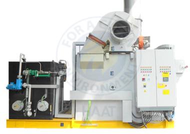 HAAT INCINERATORS   Incinerator for Furnace Oil Fired Power